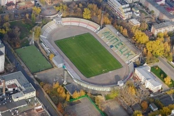 Подрядчики не сдержали обещания устранить недоделки на липецком стадионе «Металлург» до конца мая