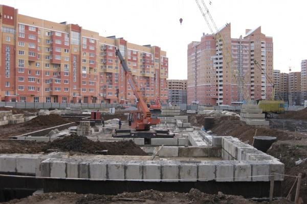 В Липецке строят жилой комплекс «закрытого» типа