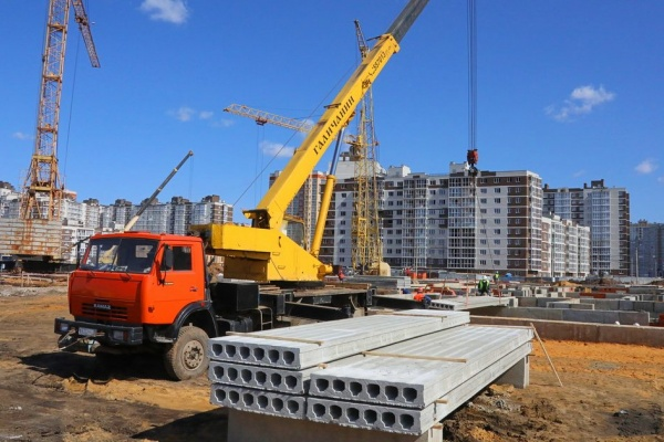 Липецкая область получила меньше всего денег из федбюджета на развитие жилищного строительства