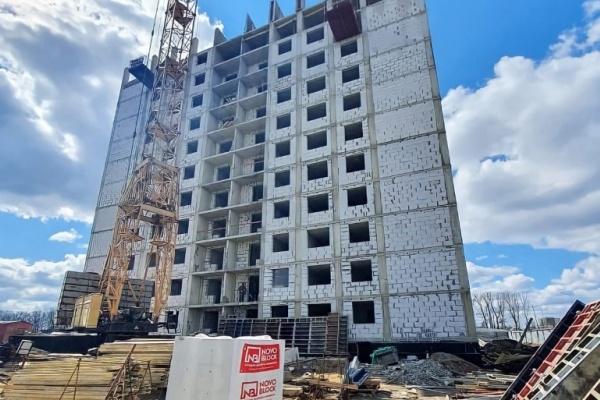 В Липецке прошёл первый этап Национального конкурса строителей