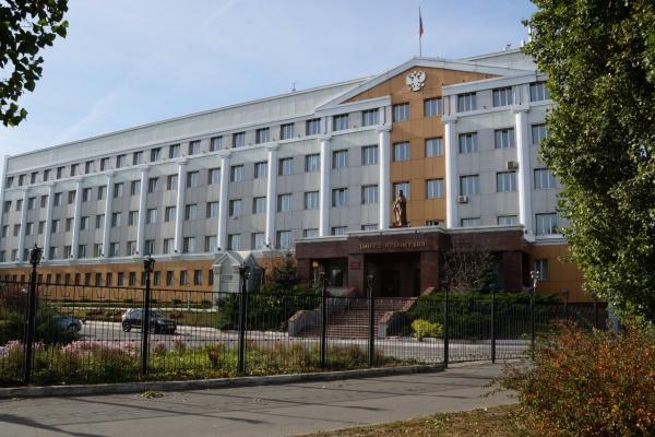 Суд взял перерыв по апелляции бывшего руководителя липецкого ФКР Александра Козина