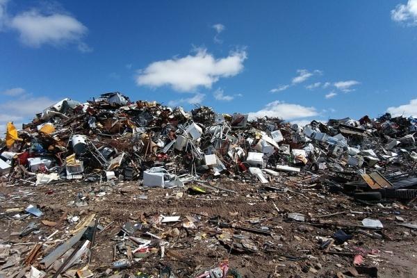 Липецкие власти заявили о рекультивации проблемного мусорного полигона «Венера»