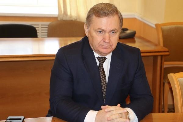 Николай Тагинцев вместе со званием «Почётный гражданин Липецкой области» получил массу льгот