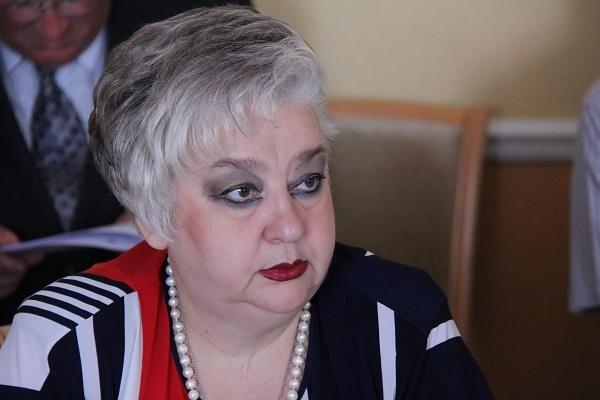 Ираида Тихонова назначена сенатором от Липецкой области в Совет Федерации