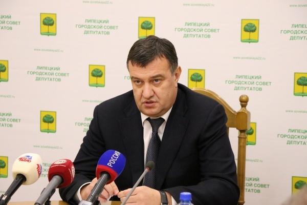 Игорь Тиньков не исключает возвращения в Липецк после работы в Орловской обладминистрации