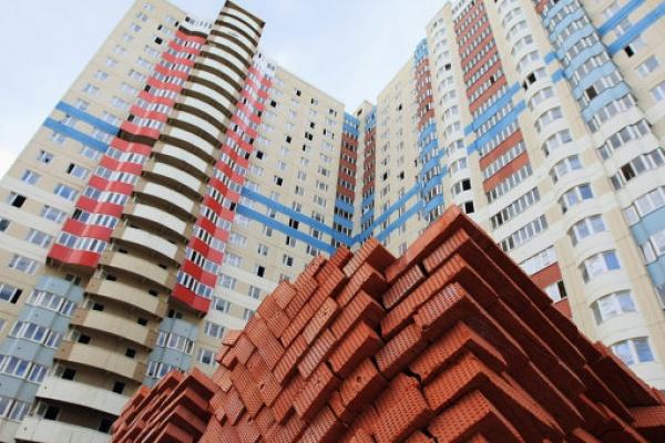 Липецкая область занимает восьмое место в России по строительству жилья