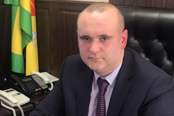 Вице-спикер районной думы Давид Тодуа временно возглавил Липецкий район