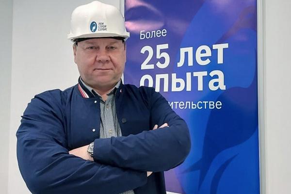 Липецкого предпринимателя Владимира Тучкова назначили вице-президентом Российского Союза строителей