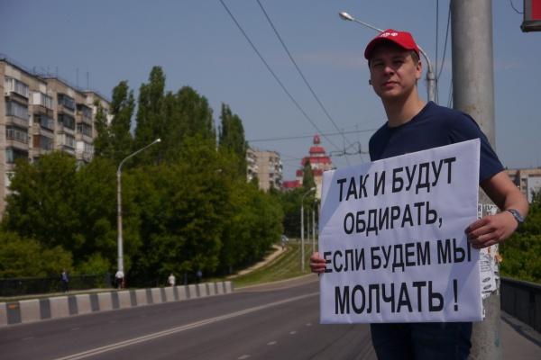 Депутат-коммунист Александр Ушаков попал под суд благодаря члену избирательной комиссии Липецка