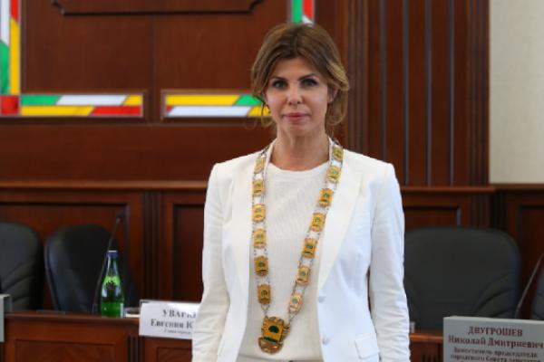 Евгения Уваркина стала первым в истории Липецка женщиной-мэром