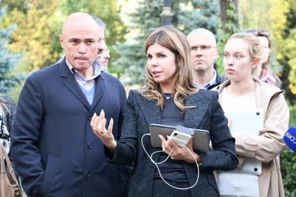 Мэр Липецка Евгения Уваркина выступила третьим лицом по иску о взыскании 1,2 млрд рублей с Елецкого сахзавода