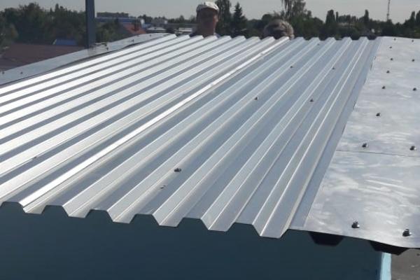 В Липецкой области завершили ремонт сорванных во время урагана крыш домов
