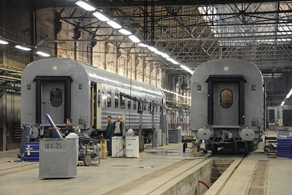Американская компания Albert Kahn Inc. из-за санкций ушла из проекта ООО «Липецкий вагоностроительный завод АНТ»