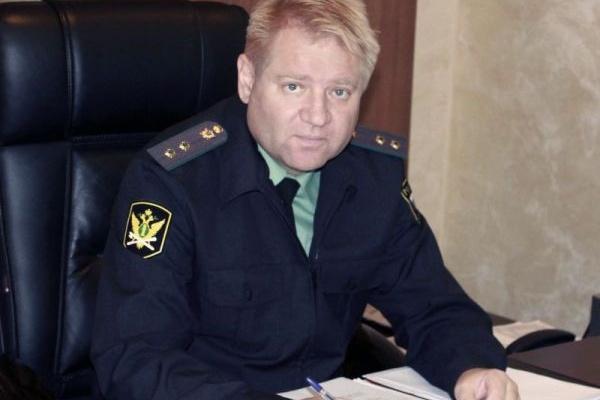 Главный судебный пристав Липецкой области переедет работать в Курск