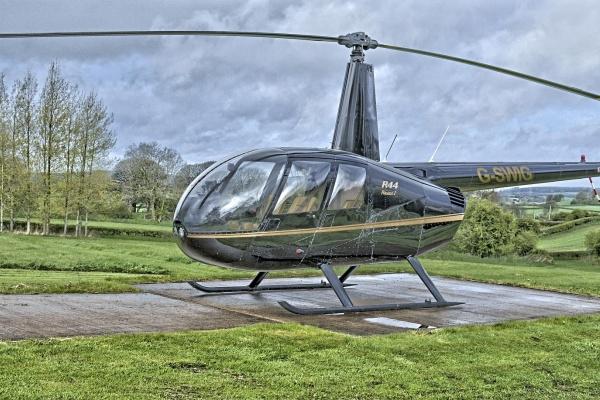 Вертолёт беглого липецкого экс-депутата Михаила Захарова остался без покупателей