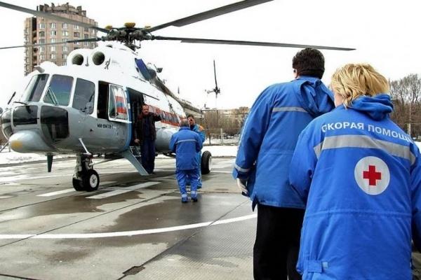 В Липецке начнётся строительство вертолётной площадки для экстренной медпомощи за 17 млн рублей