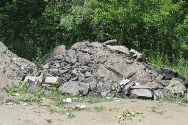 Управление ЖКХ Липецкой области призывает жителей района «Ниженка» к соблюдению чистоты у городского пляжа