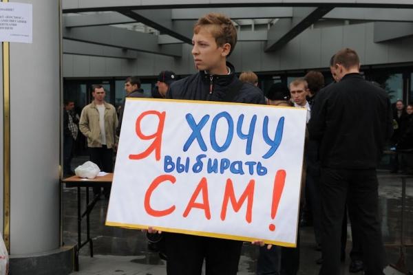 Липецкая оппозиция возмущена идеей отмены мэрских выборов в регионе