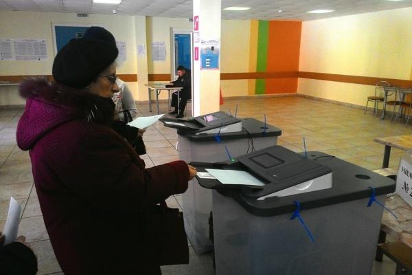 Явка на выборы в Липецкой области на 15 часов превысила 50%