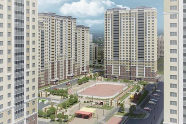 В микрорайоне  «Университетский» Липецка построят больше  80 тыс. квадратных метров жилья