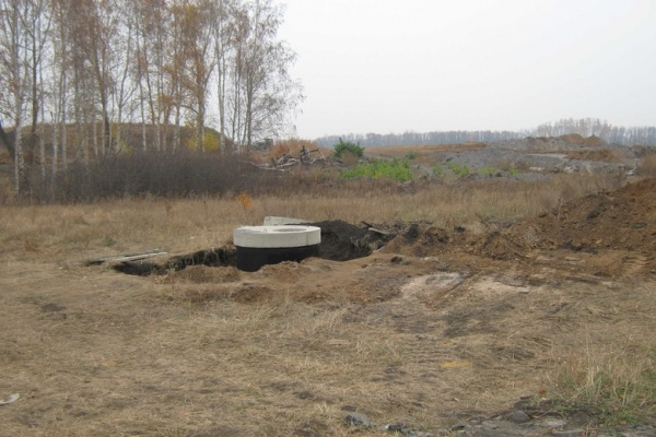 Компания «Карьер» попалась на нарушении при добыче воды