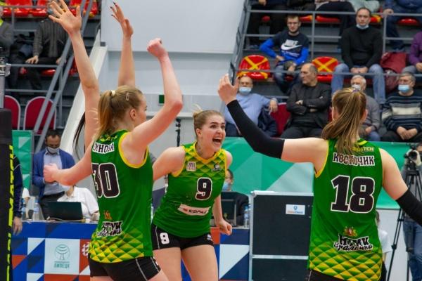 С волейбольного клуба «Липецк» чиновники выбивают через суд 21 млн рублей