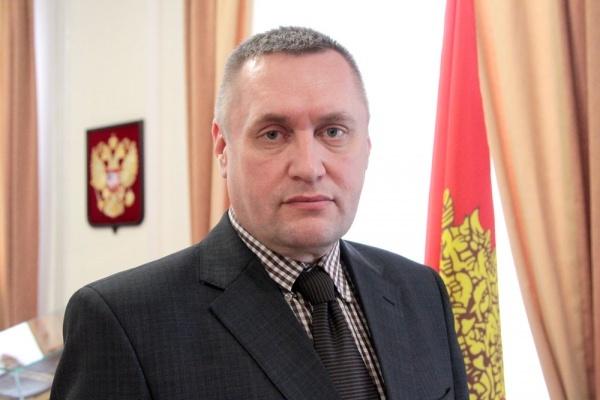 Руководитель управления культуры Липецкой области Вадим Волков ушёл в отставку