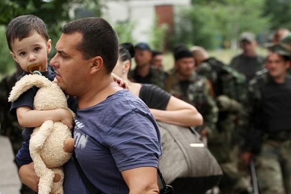 В Липецке открыт городской штаб по приему беженцев с Украины