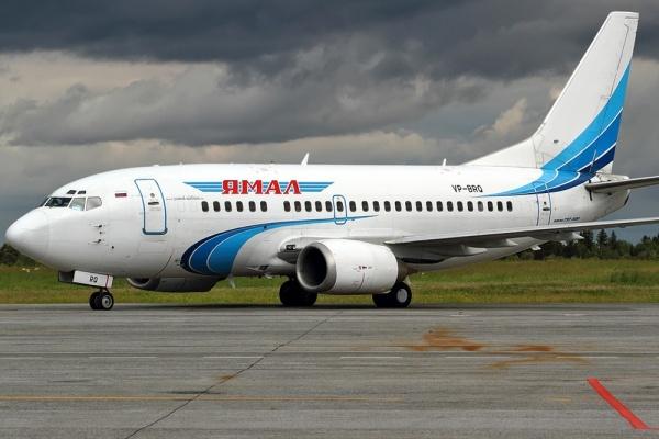 Авиакомпания «Ямал» наладит несубсидируемые рейсы из Липецка в Крым