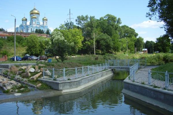 В Липецкой области почти завершено создание инфраструктуры автотуристского кластера «Задонщина» стоимостью 211 млн. рублей