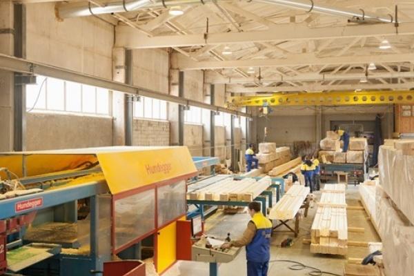 Компания почётного консула Италии в Липецке построит завод пиломатериалов за 200 млн рублей