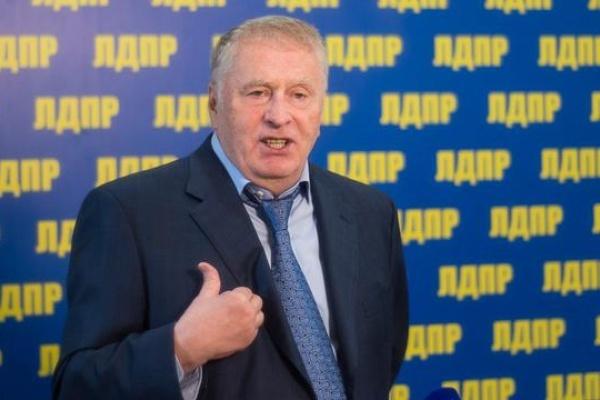 Руководитель ЛДПР Владимир Жириновский спрогнозировал большие протесты в Липецке