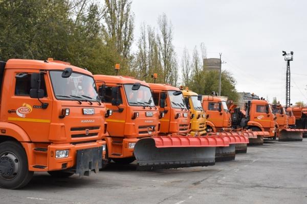 На следующий день после массового ДТП в Липецке в мэрии отрапортовали о подготовке к зиме