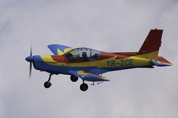 В Липецкой области разбился самолет воронежского аэроклуба «Сапсан»