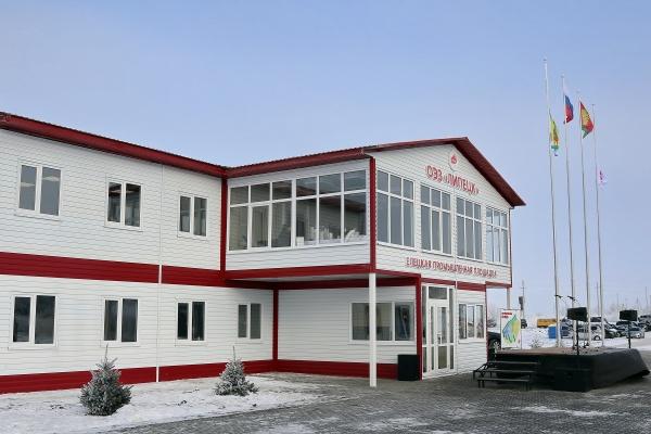 «Эко-Культура» построит производственно-складской комплекс вОЭЗ «Липецк»