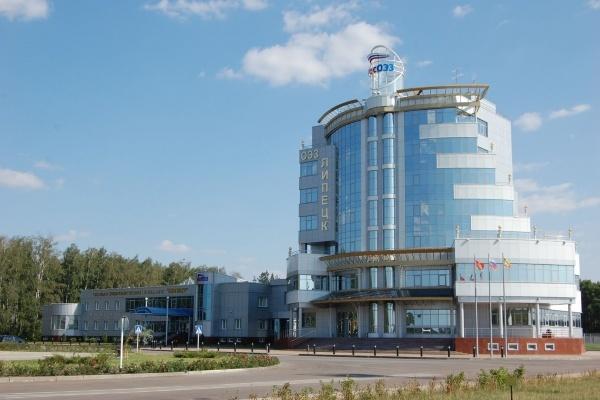 Завод лакокрасочных материалов открыли вОЭЗ «Липецк»