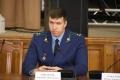 Липецкие парламентарии поддержали кандидатуру Геннадия Анисимова на должность прокурора области