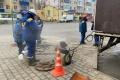 Жители Липецка вновь оказались без отопления из-за очередного прорыва на теплосетях «Квадры»