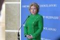 Новость об отставке главы Тербунского района заставила сельских чиновников обратиться за помощью к Валентине Матвиенко