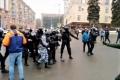 Распыление газового баллончика против полицейских на митинге в Липецке вылилось в уголовное дело
