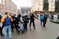 Распылившему на митинге газовый баллончик в лицо полицейским не удалось смягчить приговор