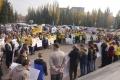 Стабилизирующаяся ситуация в Липецке с обманутыми дольщиками дала очередной повод для митинга