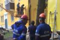В Липецке на улице Невского досрочно завершен капитальный ремонт многоэтажного дома