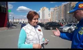 Embedded thumbnail for Столкновение активистки ЛДПР и бывшего вице мэра Липецка Анны Шамаевой