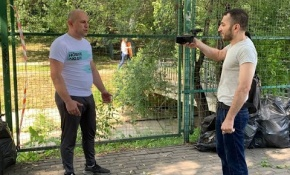 Embedded thumbnail for В Липецке «Новые люди» на плоггинг-забеге собрали 2,5 тонны мусора