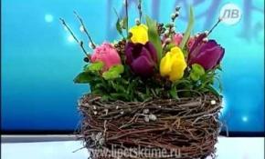 Embedded thumbnail for Поздравление главы администрации Липецкой области с 8 марта